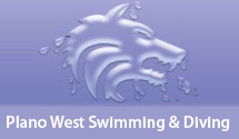 Plano West Swimming & Diving Team